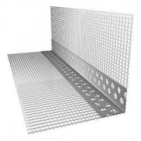 Угол пластиковый со стеклосеткой 10х10 (3м)/шт