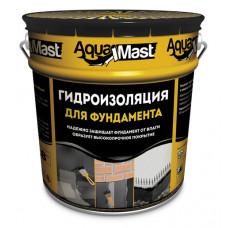 Мастика битумная AquaMast (18кг) холодная