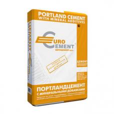 Цемент евро Euro Cement ШПЦ III/А-400/-(25кг)