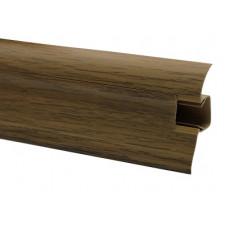 Плинтус COMFORT 54 мм дуб рустикальный 2,5м