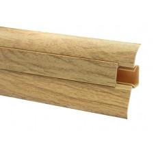 Плинтус COMFORT 54 мм сосна 2,5м