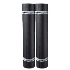 Рубероид Стеклоизол ХКП верхний слой/ стеклохолст гранулят 3,5 кг/м2 (10м2)
