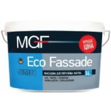 Фасадная дисперсионная краска ECO FASSADE 14кг (10л)