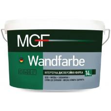Интерьерная дисперсионная краска WANDFARBE 14 кг (10л)