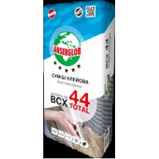 Клей для плитки эластичный ANSERGLOB BCХ 44 TOTAL (25кг)