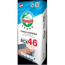 Клей для мрамора и мозаики ANSERGLOB BCХ 46 (25кг)