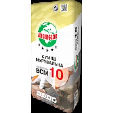 Клей для шлакоблока ANSERGLOB BCM 10 (25кг)