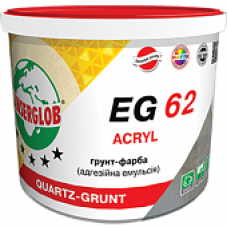 Грунтовка с кварцевым песком ANSERGLOB EG 62 Quartzgrunt (10л)
