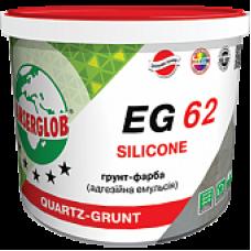 Грунт-краска силиконовая ANSERGLOB EG 62 SILICONE (10л)