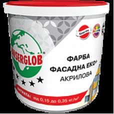 КРАСКА ФАСАДНАЯ ANSERGLOB «ЭКО+» (14кг)