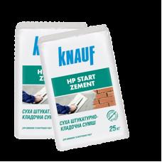 Штукатурка цементная KNAUF старт цемент (25кг)