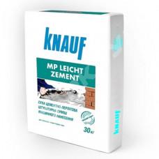 Машинная штукатурка цементная KNAUF MP Ляйхт (30 кг)