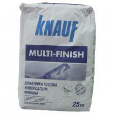 Шпаклёвка МУЛЬТИ-ФИНИШ КНАУФ (25 кг)