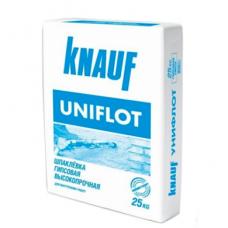 Шпаклевка УНИФЛОТ KNAUF (25 кг)