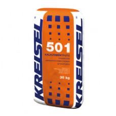 Машинная цементно-известковая штукатурка Запорожье 501 (30кг)