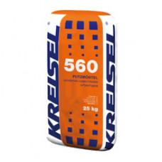 Цементно-известковая шпаклевка 25 кг  КREISEL 560