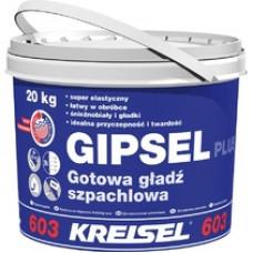 Готовая финишная шпаклевка (20кг) КREISEL Feinspachtel 603