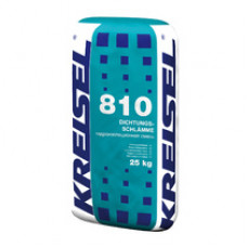 Гидроизоляционная смесь КREISEL  810 (25кг)